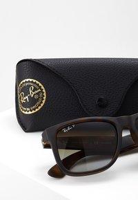Ray-Ban - JUSTIN - Sunglasses - polar brown/ havana - 3