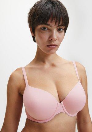 T-shirt bra - echo pink