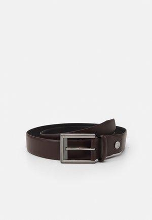 TWO STEP - Belt - brown