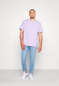 CELIO - ROSLIGHT - Jeans slim fit - light blue denim - 1