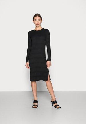 CASSIOPEIA DRESS - Jurk - black