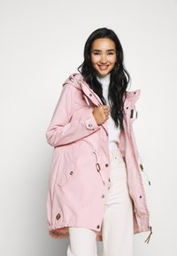 Ragwear - CANNY - Parka - light pink - 0