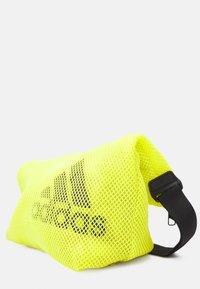 adidas Performance - EASY SHOP - Sportovní taška - acid yellow/black - 4