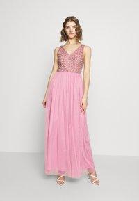 Lace & Beads - BELLAMY - Suknia balowa - pink - 0