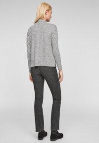 s.Oliver - Long sleeved top - grey aop - 2