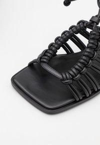By Malene Birger - RIKA - Sandals - black - 6
