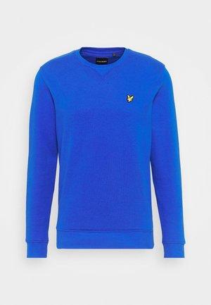 CREW NECK  - Sweatshirt - bright blue