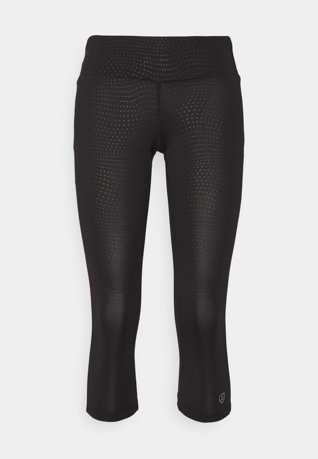 RANIA - Leggings - black