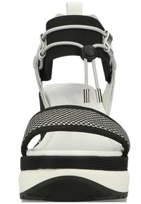 NeroGiardini - Platform sandals - grigio - 6