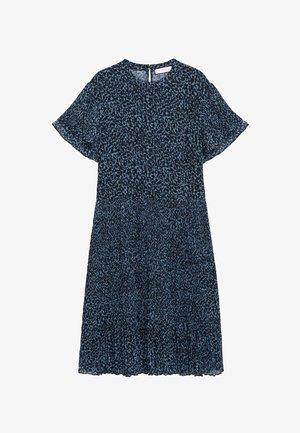 MANCHA - Denní šaty - blau