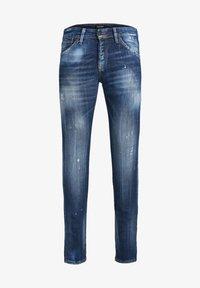 Jack & Jones - SLIM FIT JEANS GLENN FOX BL 925 - Jeans slim fit - blue denim - 6