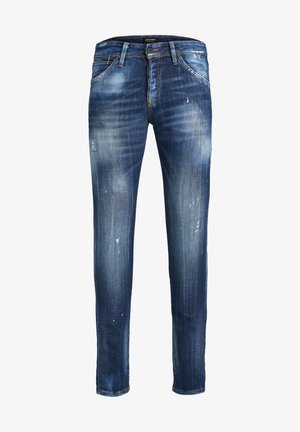 SLIM FIT JEANS GLENN FOX BL 925 - Slim fit jeans - blue denim