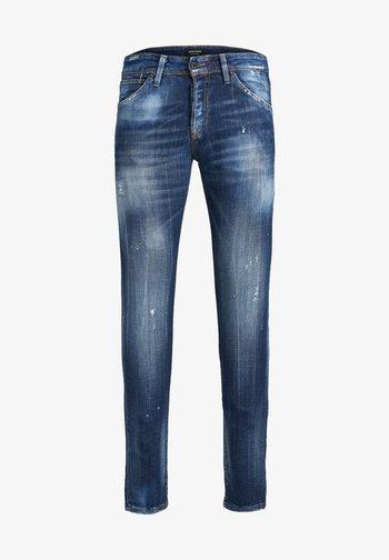 SLIM FIT JEANS GLENN FOX BL 925 - Jeans slim fit - blue denim