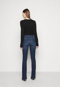 7 for all mankind - EXCLUSIVITY - Bootcut jeans - dark blue - 2