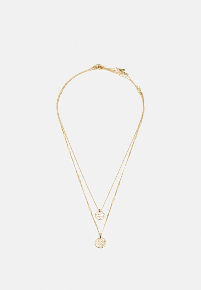 NECKLACE HAVEN 2 PACK - Ketting - gold-coloured