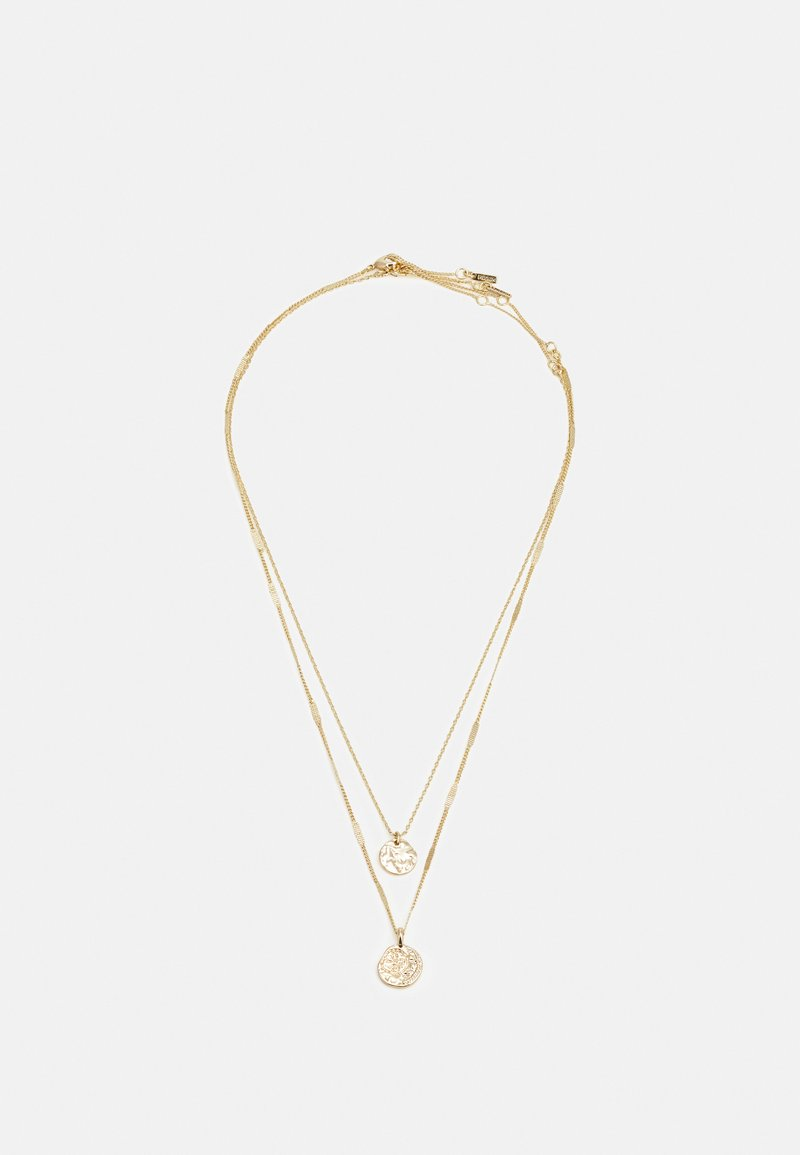 Pilgrim - NECKLACE HAVEN 2 PACK - Necklace - gold-coloured