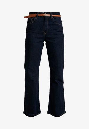 MADISON - Flared Jeans - rinse