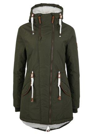 DAISY - Winter coat - olive
