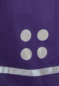 LEGO Wear - PATIENCE - Kalhoty do deště - dark purple - 3