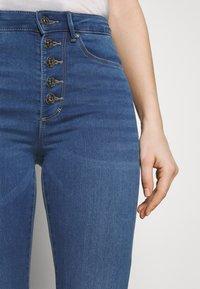 ONLY - ONLROYAL LIFE - Skinny džíny - light medium blue denim - 3