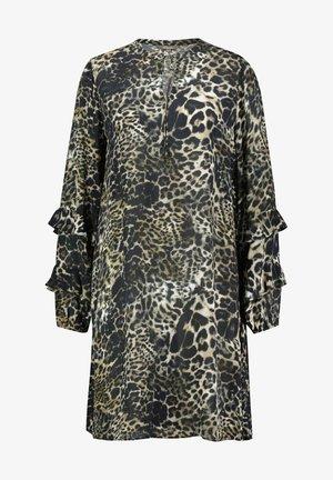 LEO - Day dress - schwarz