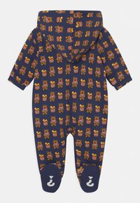 Guess - HOODED PADDED UNISEX - Jumpsuit - multi-coloured - 1
