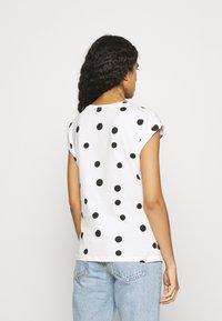 Dorothy Perkins - ROLL SLEEVE TEE 3 PACK - T-shirts - peach - 2