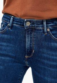 s.Oliver - Slim fit jeans - dark blue - 5