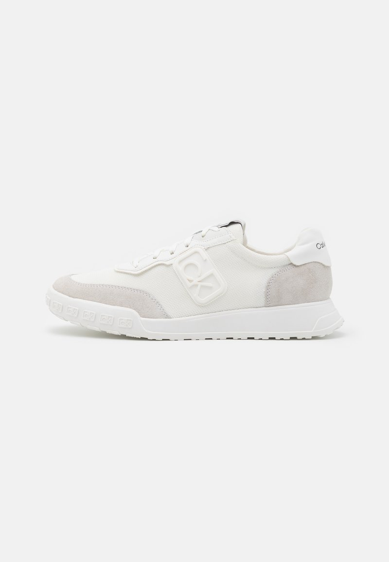 Calvin Klein - PARKER - Sneakers laag - white