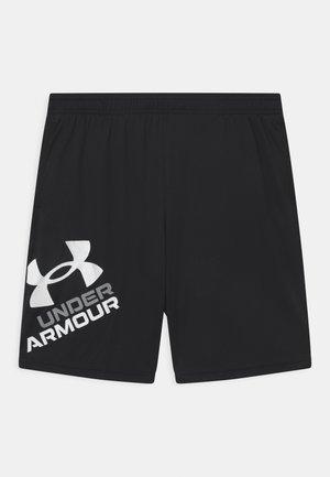 PROTOTYPE LOGO - Sports shorts - black