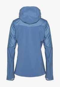 Salomon - OUTSPEED INSULATED - Outdoor jacket - copen blue - 1