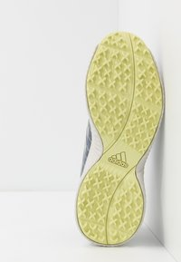 adidas Golf - RESPONSE BOUNCE 2 SL - Obuwie do golfa - tech indigo/footwear white/yellow tint - 4