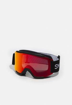 SQUAD UNISEX - Ski goggles - black