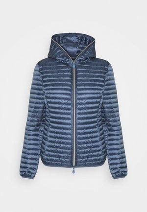 IRIS ALEXIS HOODED JACKET - Light jacket - space blue