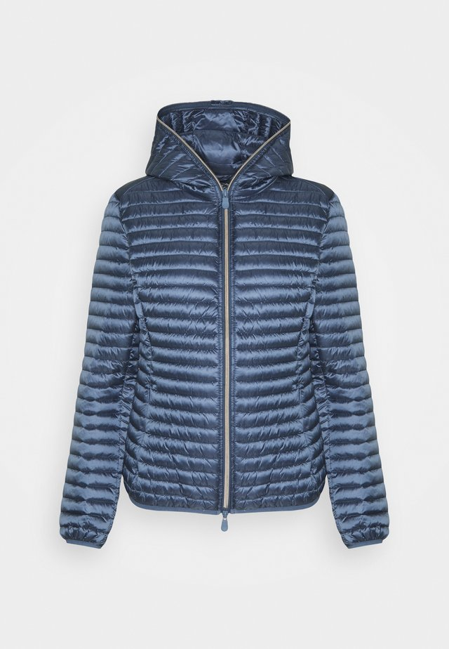 IRIS ALEXIS HOODED JACKET - Light jacket - space blue