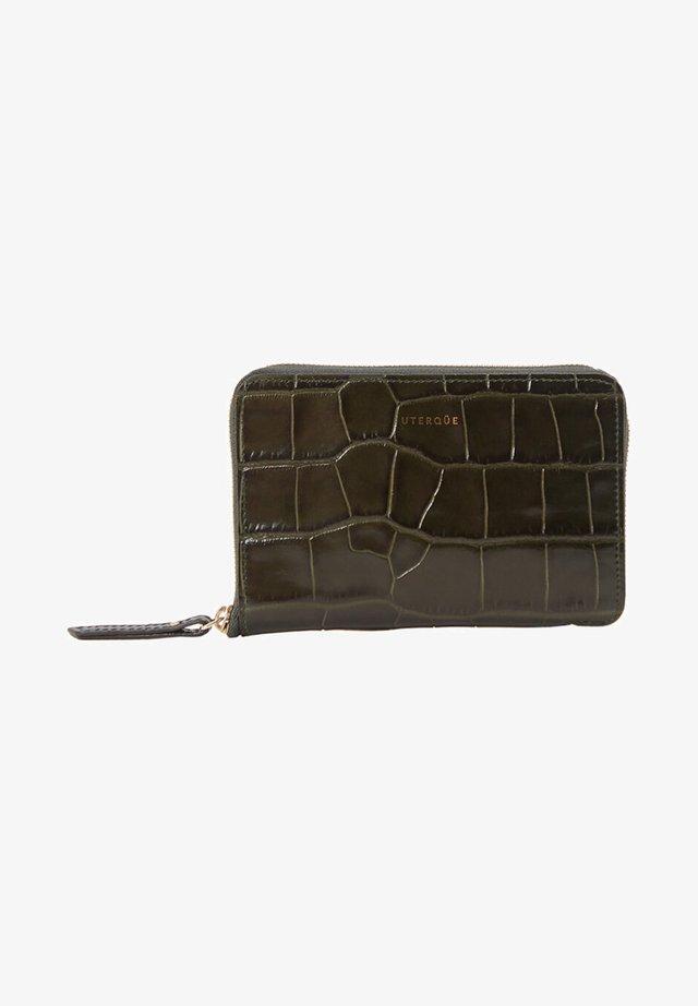 Wallet - dark grey