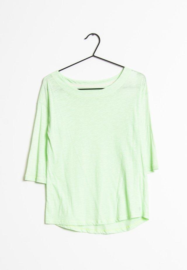 Longsleeve - green