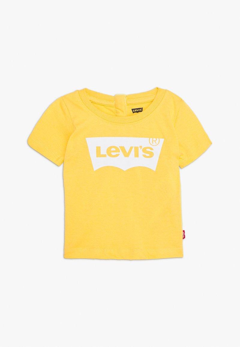 Levi's® - BATWING TEE - T-shirt print - mimosa