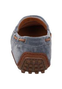 Sioux - Chaussures bateau - blau - 2