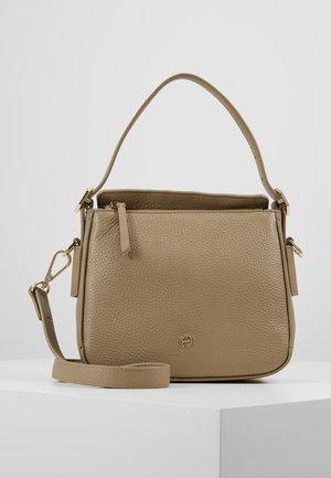ELBA CROSSBODY - Across body bag - taupe