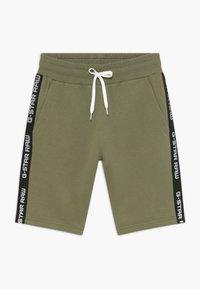 G-Star - Teplákové kalhoty - khaki - 0