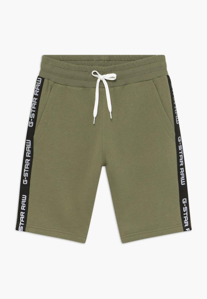 G-Star - Teplákové kalhoty - khaki
