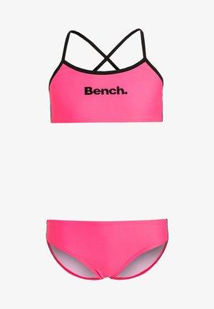 BENCH BOCA - Bikini - pink/black