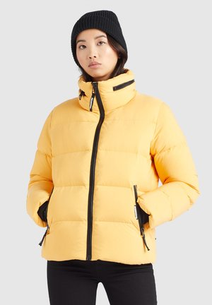 ZELIHA  - Down jacket - gelb