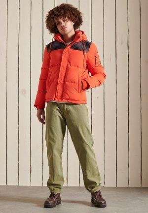 EVEREST  - Vinterjacka - bold orange
