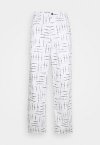 HUF - WIRE BOYD PANT - Trousers - natural - 7