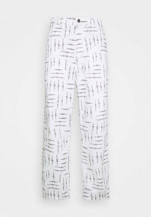 WIRE BOYD PANT - Trousers - natural