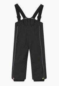 Mini Rodini - UNISEX - Zimní kalhoty - black - 1