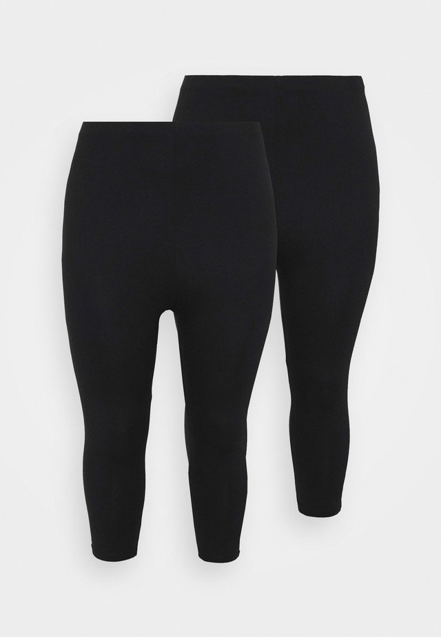 CROPPED - Legging - black