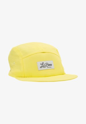 LIGHT WEIGHT - Cap - bright yellow